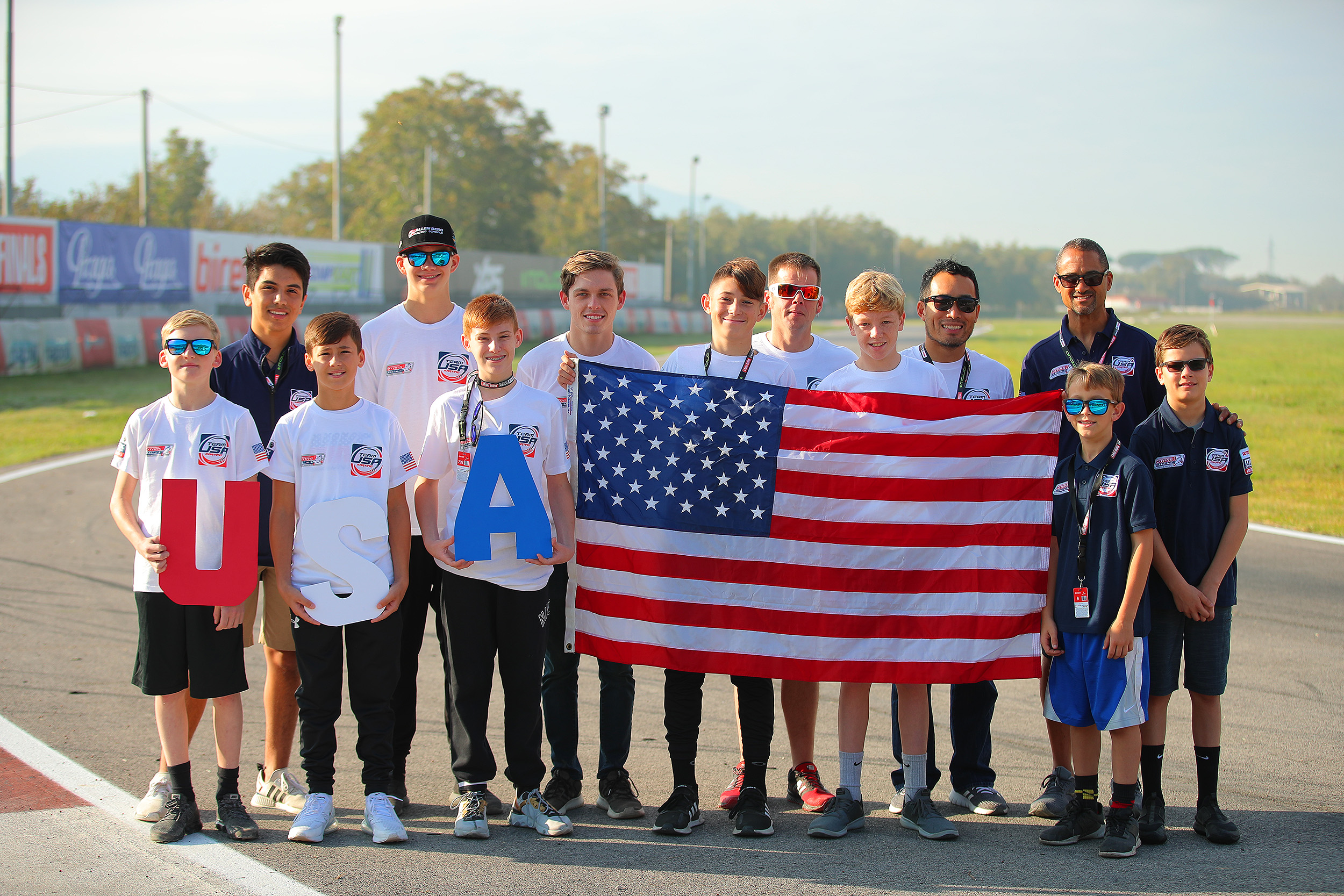 TEAM USA KARTING J3 Competition